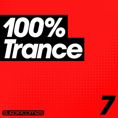 Album Art - 100%% Trance - Volume Seven