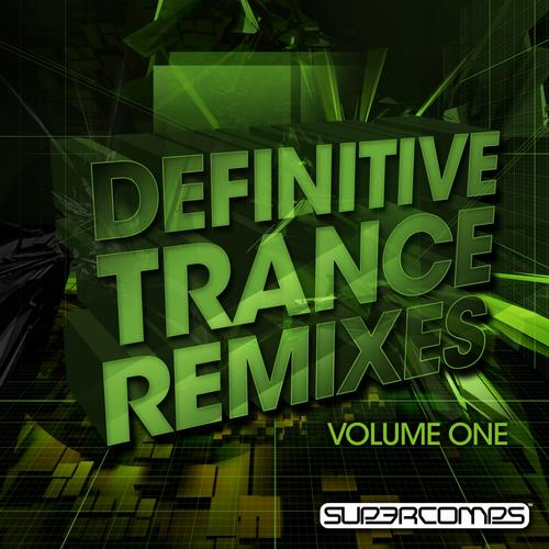 Album Art - Definitive Trance Remixes - Volume One