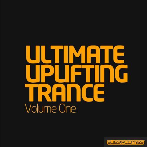 Album Art - Ultimate Uplifting Trance - Volume One