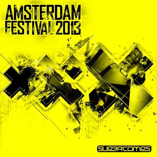 Album Art - Amsterdam Festival 2013