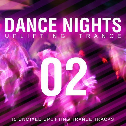 Album Art - Dance Nights 02 - Uplifting Trance