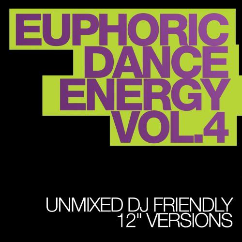 Album Art - Euphoric Dance Energy Vol. 4