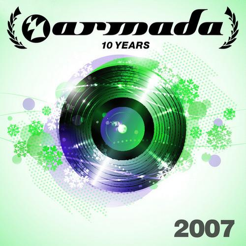 Album Art - 10 Years Armada: 2007