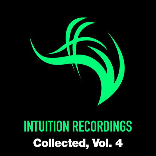 Intuition Recordings Collected, Vol. 4 Album Art