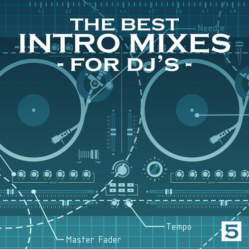 Album Art - The Best Intro Mixes (For DJ's), Vol. 5