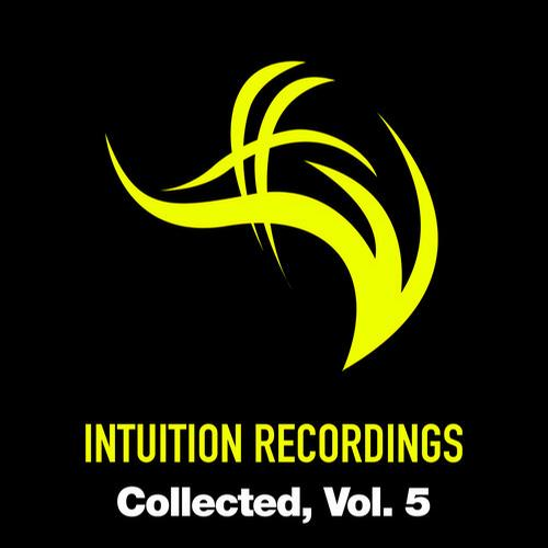 Intuition Recordings Collected, Vol. 5 Album Art