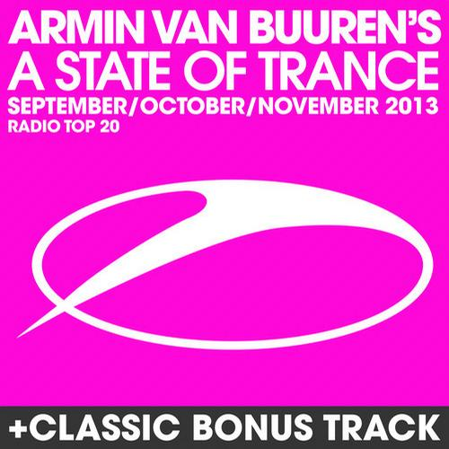 Album Art - A State Of Trance Radio Top 20 - September/October/November 2013 - Including Classic Bonus Track