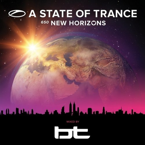 Album Art - A State Of Trance 650 - New Horizons (Extended Versions) - Mixed by BT