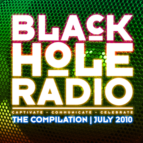 Album Art - Black Hole Radio July 2010