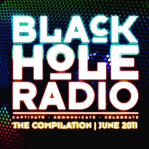 Album Art - Black Hole Radio June 2011