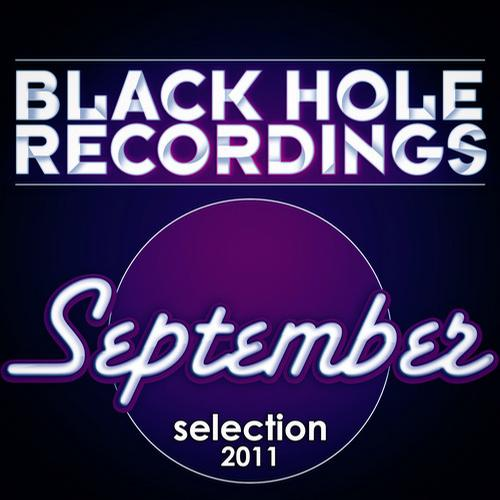 Album Art - Black Hole Recordings September Selection 2011