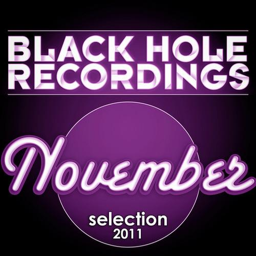 Album Art - Black Hole Recordings November Selection 2011