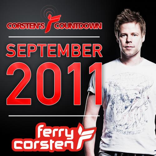 Album Art - Ferry Corsten Presents Corsten's Countdown - September 2011