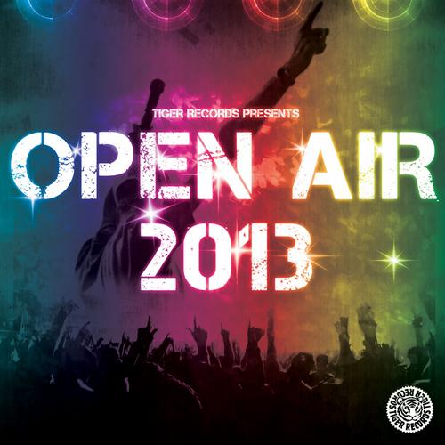 Album Art - Open Air 2013