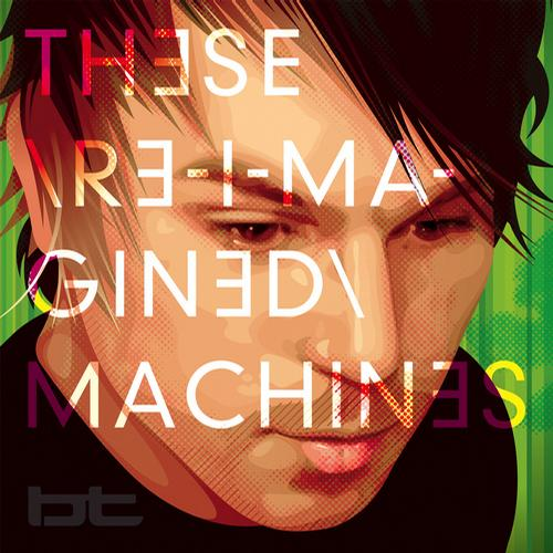 Album Art - These Re-Imagined Machines