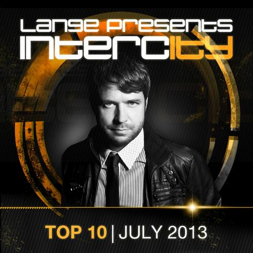 Album Art - Lange pres. Intercity Top 10 July 2013