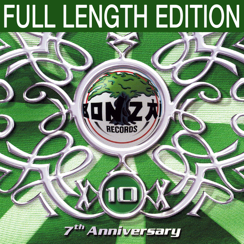 Album Art - Bonzai Records 10 - 7th Anniversary - Full Length Edition