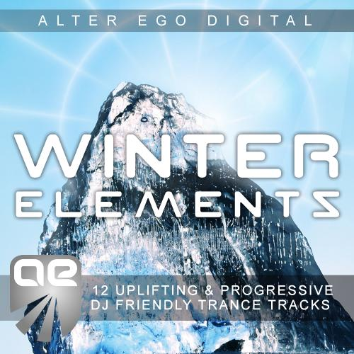 Album Art - Alter Ego Winter Elements