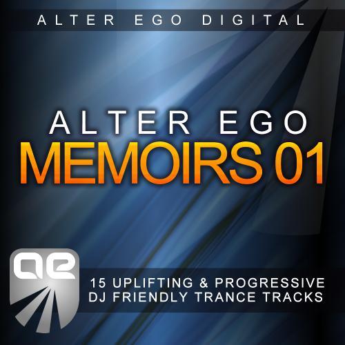 Album Art - Alter Ego Memoirs 01