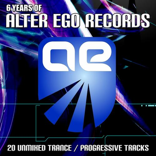 Album Art - 6 Years Of Alter Ego Records
