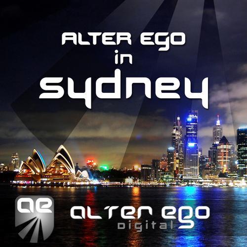 Alter Ego In Sydney Album Art