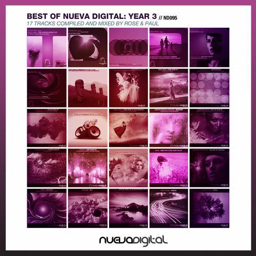 Album Art - Best of Nueva: Year 3