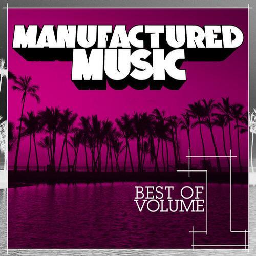 Manufactured Music Best of Volume 1 Album Art