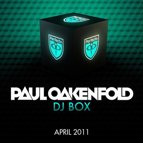 Album Art - DJ Box - April 2011