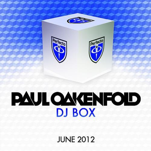 Album Art - DJ Box - June 2012