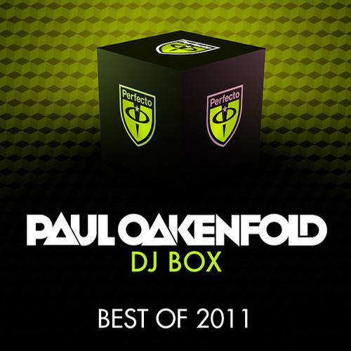 Album Art - DJ Box - Best Of 2011