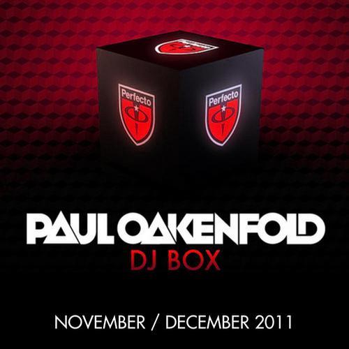 Album Art - DJ Box - November / December 2011