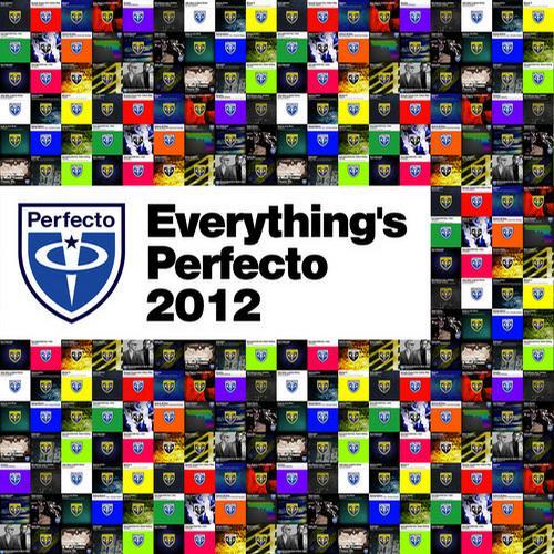 Album Art - Everything's Perfecto 2012