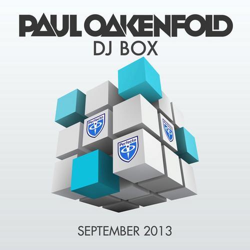 Album Art - DJ Box - September 2013