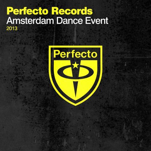 Perfecto Records - Amsterdam Dance Event 2013 Album Art