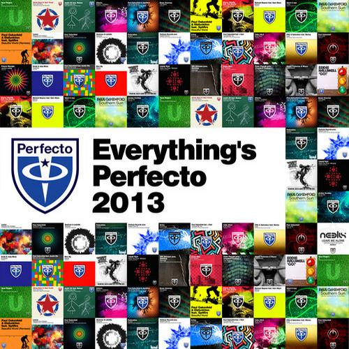 Album Art - Everything's Perfecto 2013 (Extended Versions)