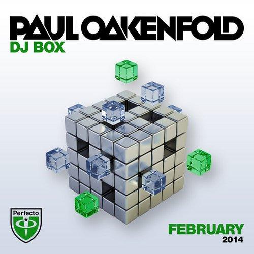 DJ Box - February 2014 Album Art