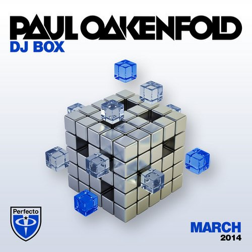 Album Art - DJ Box - March 2014