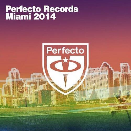 Perfecto Records - Miami 2014 Album Art