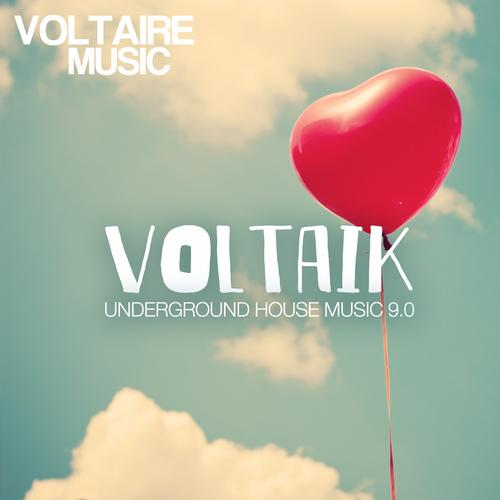 Album Art - Voltaik 9.0