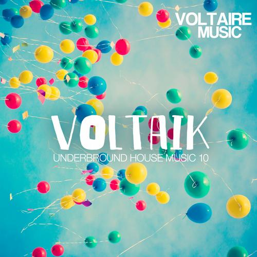 Album Art - Voltaik #10