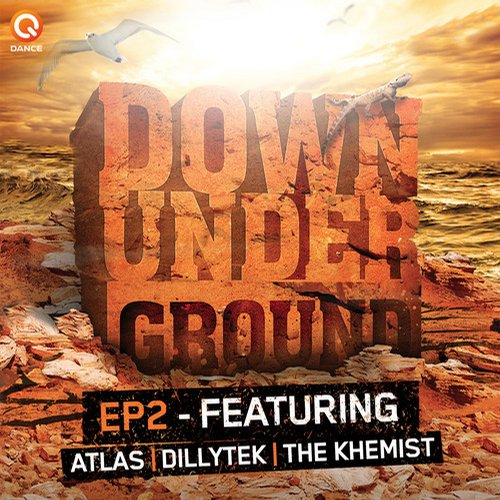 Album Art - Down Underground EP 2