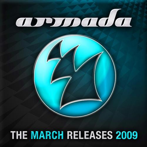 Album Art - Armada - The March Releases  2009