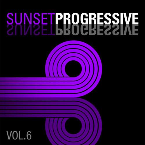 Album Art - Sunset Progressive Volume 6