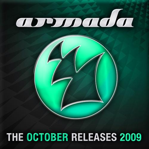 Album Art - Armada - The October Releases 2009