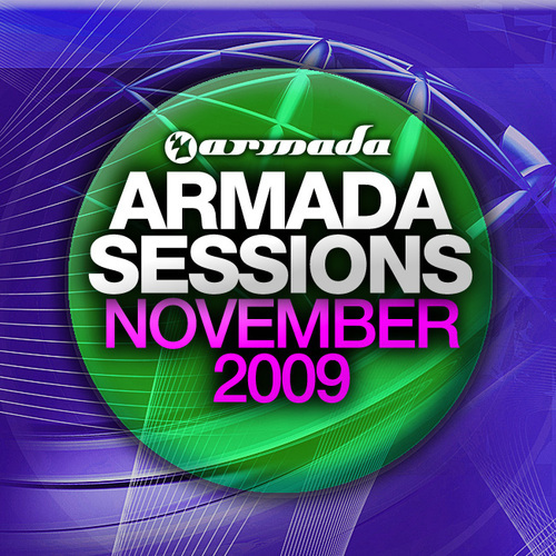 Album Art - Armada Sessions November 2009