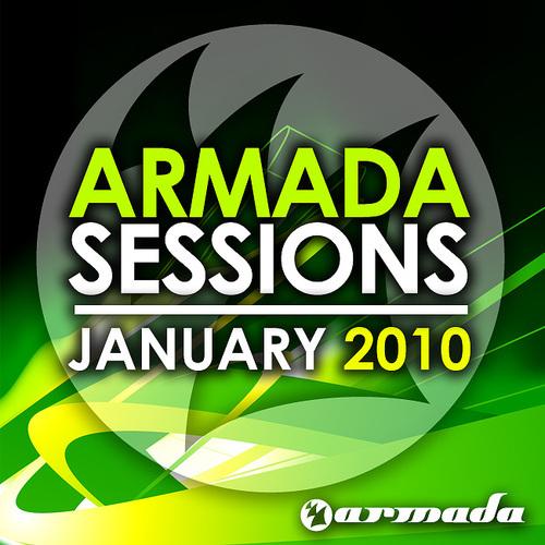 Album Art - Armada Sessions January 2010