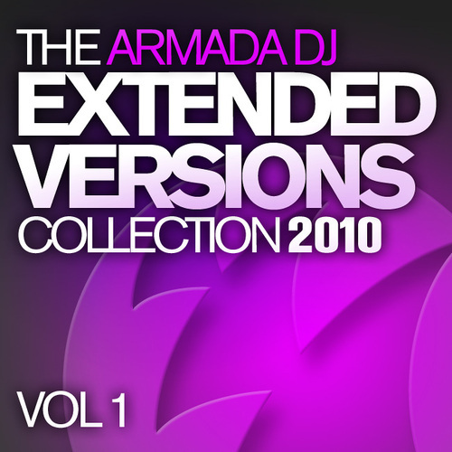 Album Art - The Armada DJ Extended Versions Collection 2010, Vol. 1