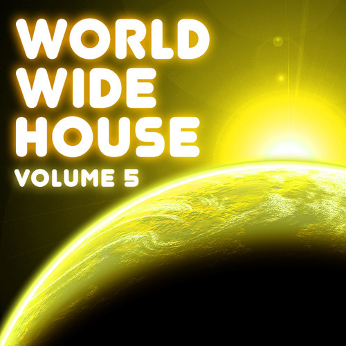 Album Art - World Wide House Volume 5