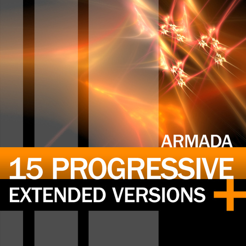 Album Art - Armada 15 Progressive Extended Versions