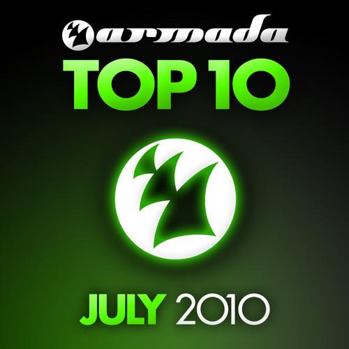 Album Art - Armada Top 10 - July 2010